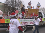 Non Profit Float — Second Placeflv winners 2008