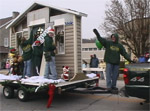 Commercial Float — Second Placeflv winners 2008